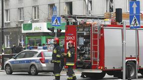 Wybuch w kamienicy w centrum Warszawy