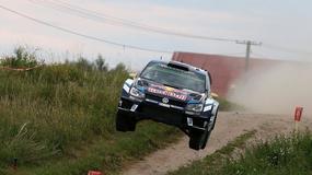 73. Rajd Polski: nieoczekiwany sukces Volkswagena (wyniki)