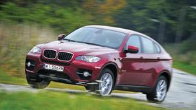Dobre auto, ale nie dla każdego. Używane BMW X6 I 3.0 d