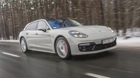 """Porsche Panamera Turbo Sport Turismo - ta fajniejsza wersja na """"K"""""""