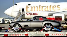 Transport auta samolotem – usługa dla bogaczy