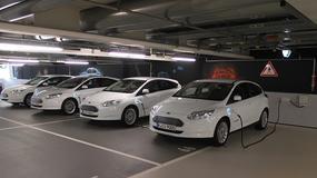 Ford stawia na samochody elektryczne i hybrydowe