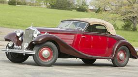 Mercedes 320 z 1938 r. 3 miliony za auto ze stodoły