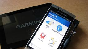 Jak skorzystać z internetu w nawigacji Garmina?