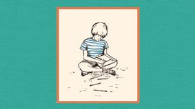 Chłopiec, który pisze listy do świata