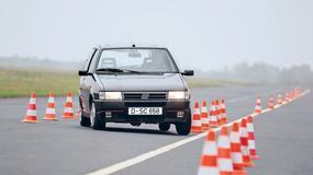 Fiat Uno Turbo - bardzo szybki Fiat