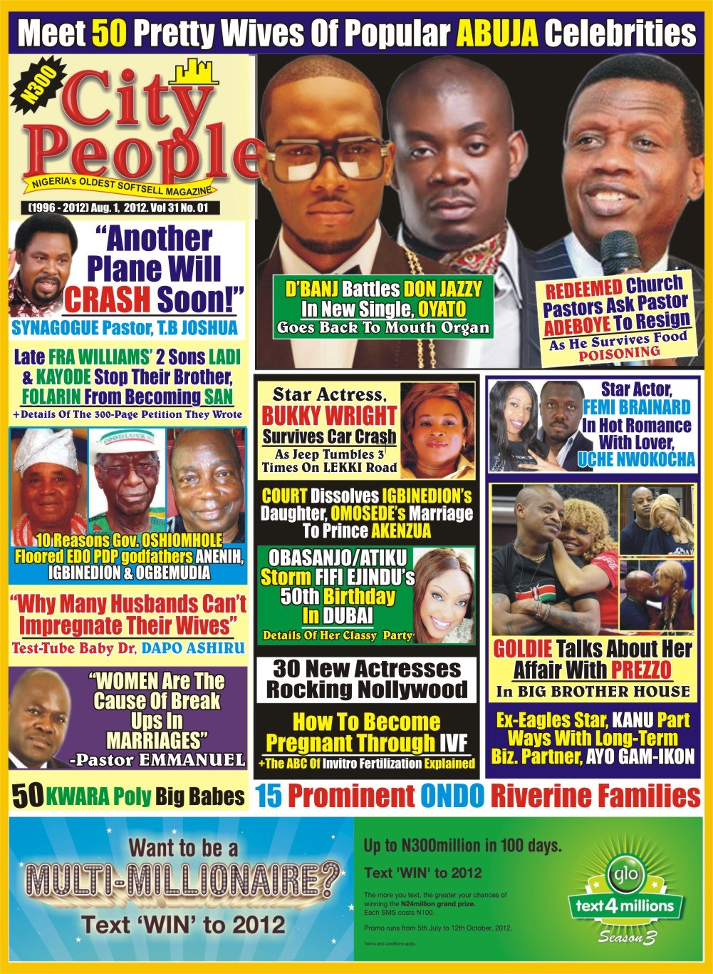 The fall of soft sell magazines | Pulse Nigeria