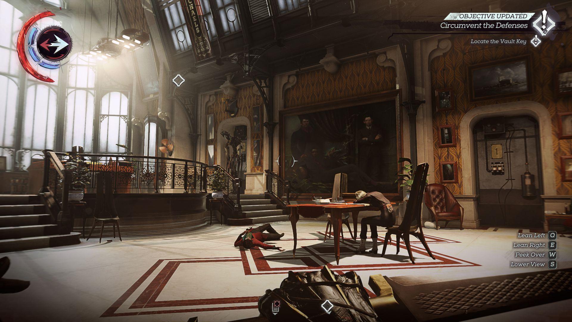 Detailné miestnosti vyzerajú naozaj honosne
