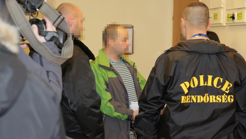 A gyilkosság gyanúsítottjai előzetesbe kerültek /Fotó: Grnák László