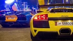 Zlot europejskich superaut w Katarze   Galeria zdjęć