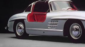 Mercedes 300 SL Gullwing: gwiazda ze skrzydłami