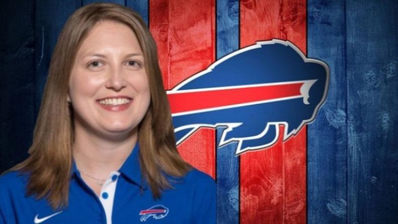 Kathryn Smith az első nő az NFL-ben