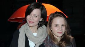 Agata Kulesza pokazała córkę