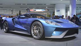 Ford GT: sam skonfiguruj swój model