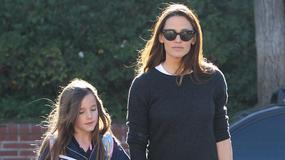 Jennifer Garner z córką. Seraphina ma już 9 lat!