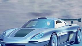 Gemballa Mirage GTR concept: Carrera GT twin-turbo