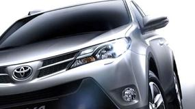 Toyota RAV4 jeszcze nieoficjalnie