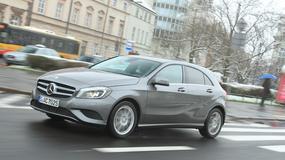 Kompakt z gwiazdą czyli Mercedes klasy A