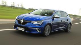 Renault Megane GT - Zadziorny kompakt