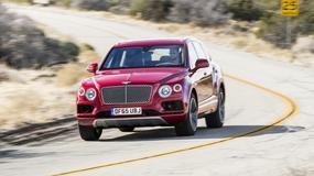 Bentley Bentayga - Dla znudzonych Range Roverem