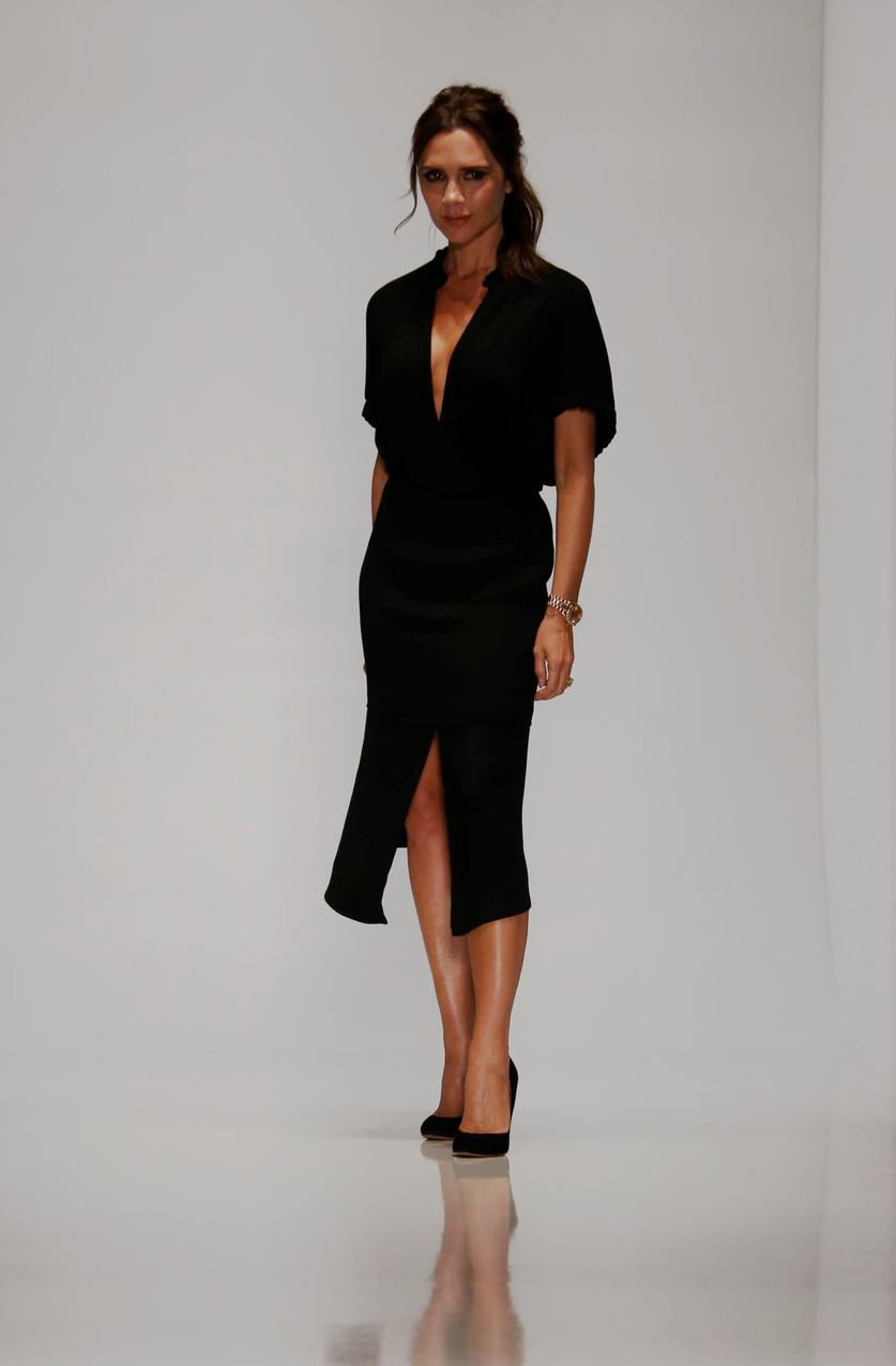 Victoria Beckham królową New York Fashion Week SS 2016