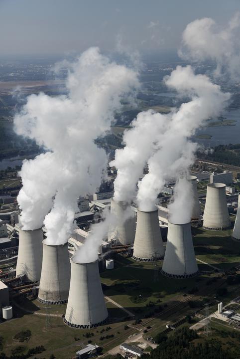 Az erőművek hűtéséhez elképesztő mennyiségű vizet használnak fel / Fotó: EUROPRESS-GETTYIMAGES