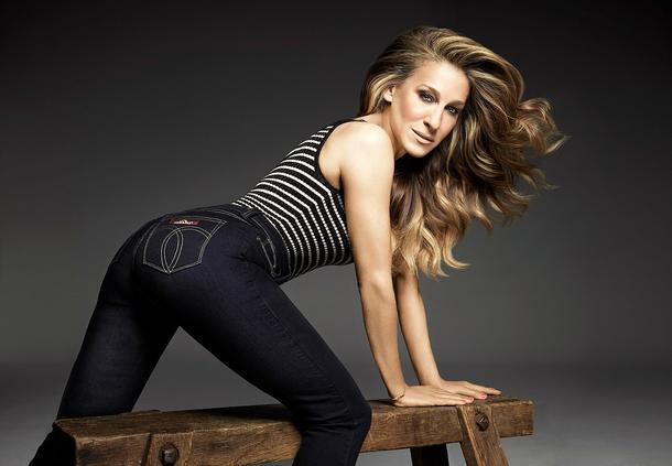 Sarah Jessica Parker reklamuje kultowe dżinsy Jordache