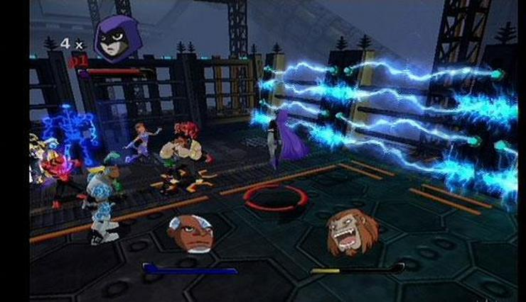 Teen Titans Cheats - GameSpot