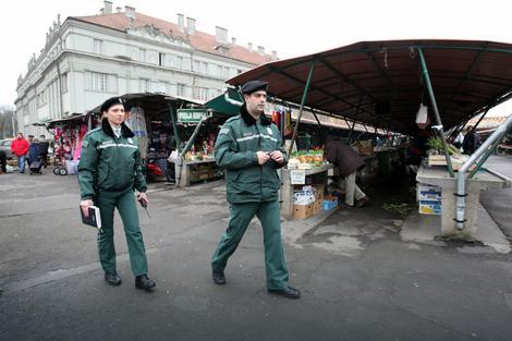 Novi Sad pokriva 60 komunalnih policajaca