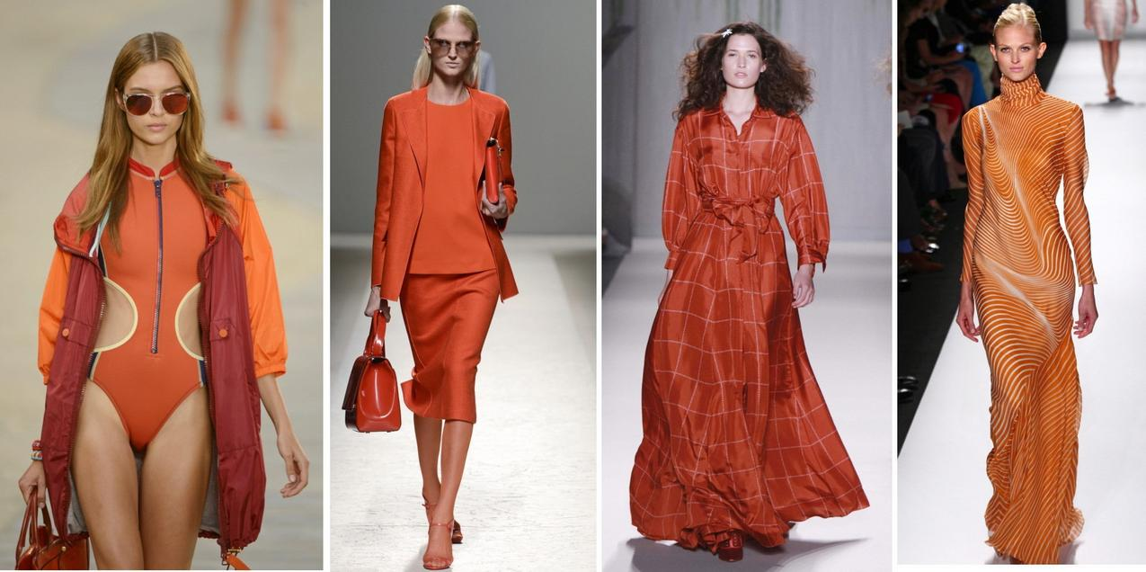 Tommy Hilfiger, Max Mara, Jenny Packham, Carolina Herrera / East News
