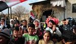 Najmanje 120.000 ljudi raseljeno od početka oktobra u Siriji