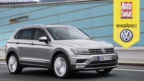 Nowy Volkswagen Tiguan – SUV XXI wieku