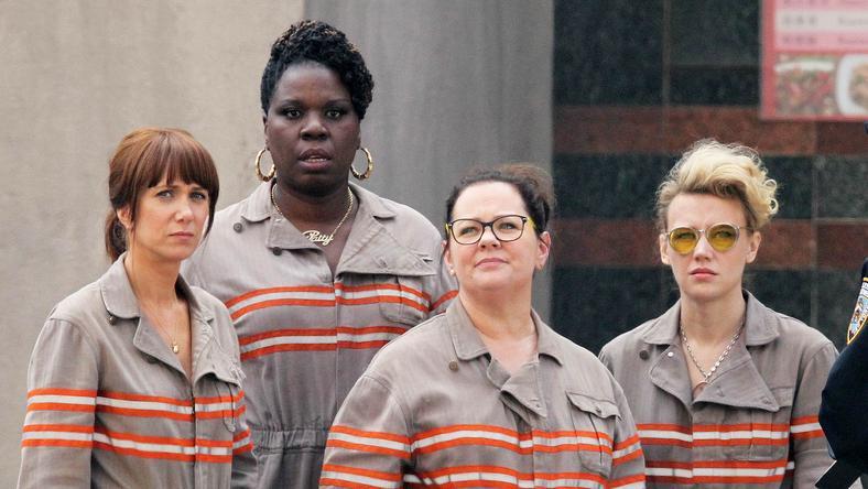 Az újak: Kristen Wiig, Leslie Jones,  Melissa McCarthy és Kate McKinnon / Fotó: Columbia Pictures