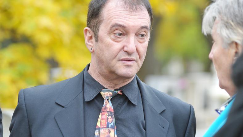 Fekete Gyula, azaz Szaxi  Maxi egy nyaki vérrög miatt  kapott agyvérzést Németországban, két éve kezelik / Fotó: RAS-archív