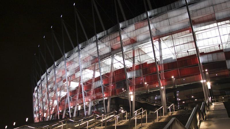 Największe w Polsce Lodowisko na Stadionie Narodowym od 3 stycznia