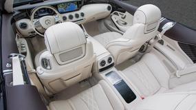 Ogrzewanie szyi w samochodach Mercedesa zakazane