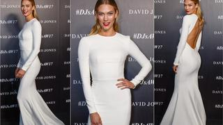 Best Look: Karlie Kloss w sukni Rebeccy Vallance