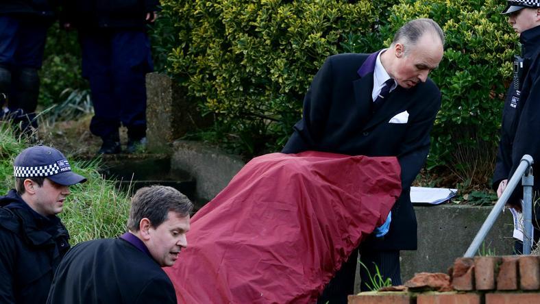 E héten találták meg a kertben a három holttestet / Fotó: Profimedia Reddot