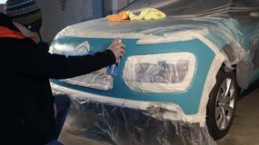 Jak zabezpieczyć auto przed uszkodzeniami lakieru?