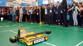 Światowa Konferencja Robotów w Pekinie
