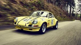 Porsche 911 2.5 S/T – historia z happy endem