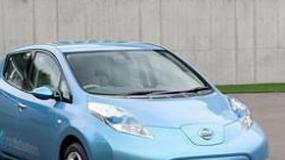 Elektryczny Nissan Leaf będzie produkowany w Sunderland