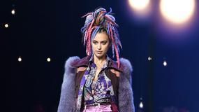 Irina Szejk w szalonej stylizacji