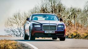 Rolls-Royce Wraith - Gdyby Charles Rolls żył, jeździłby Wraithem