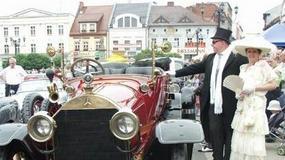 Najstarszy Mercedes przejedzie ulicami Warszawy (5.09.2010)