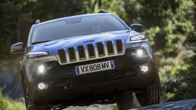 Genewa 2014: Europejski debiut nowego Jeepa Cherokee