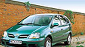 Nissan Almera Tino - Niedoceniony kuzyn Scénica