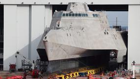 Independence - okręty przyszłości, rodem z filmów science fiction