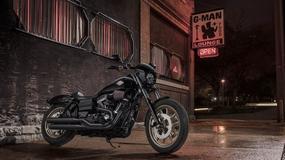 Harley-Davidson przedstawia dwie mroczne nowości