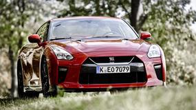 Nissan GT-R - im szybciej tym lepiej